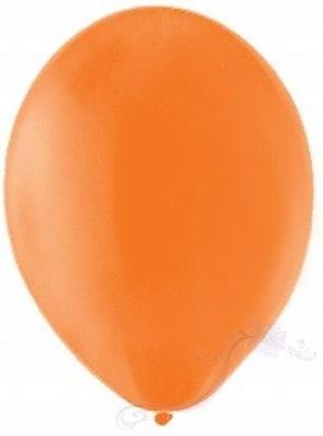 Paris Dekorace Balónky  Orange