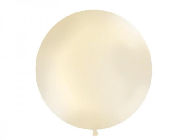 Paris Dekorace Vystřelovací balón ivory
