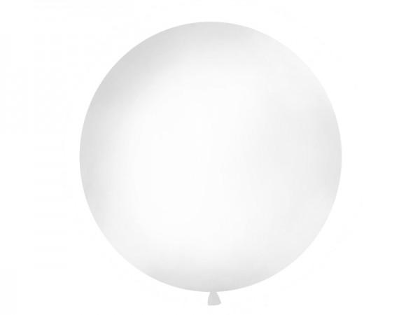 Paris Dekorace Vystřelovací balón bílý