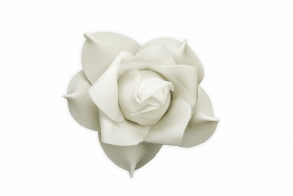 Paris Dekorace Květ decor, ivory, 11cm