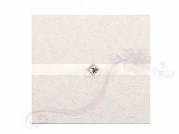 Paris Dekorace Svatební kniha - fotoalbum, 20,5*20,5cm
