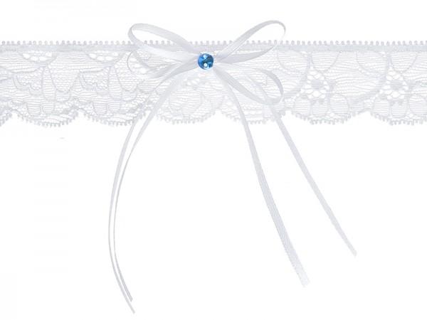 Paris Dekorace Svatební podvazek krajkový