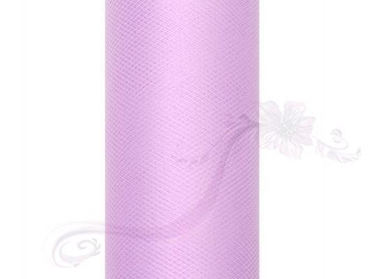 Paris Dekorace Tyl v roli, levandule, 50cm/9m