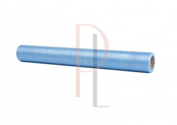 Paris Dekorace Organza hladká  blankytná, 36cm/9m