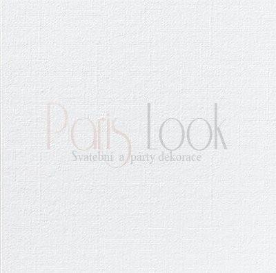 Paris Dekorace Ubrousek Dunisoft White 60 ks
