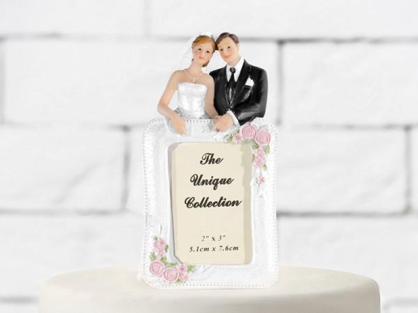 Paris Dekorace Figurka novomanželé obrázek