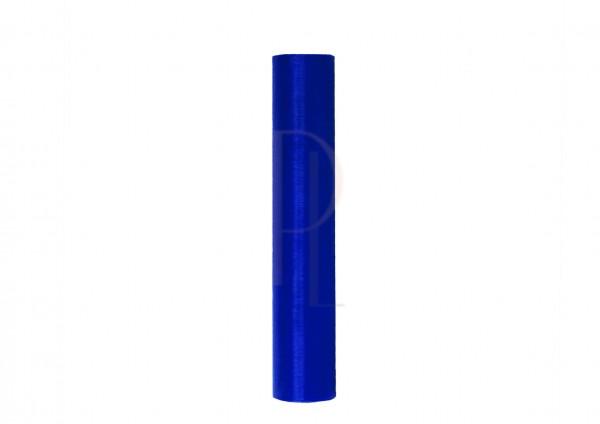 Paris Dekorace Organza hladká královská modrá 36cm/9m