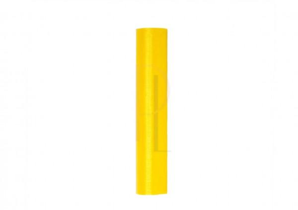 Paris Dekorace Organza hladká citrónová 36cm/9m