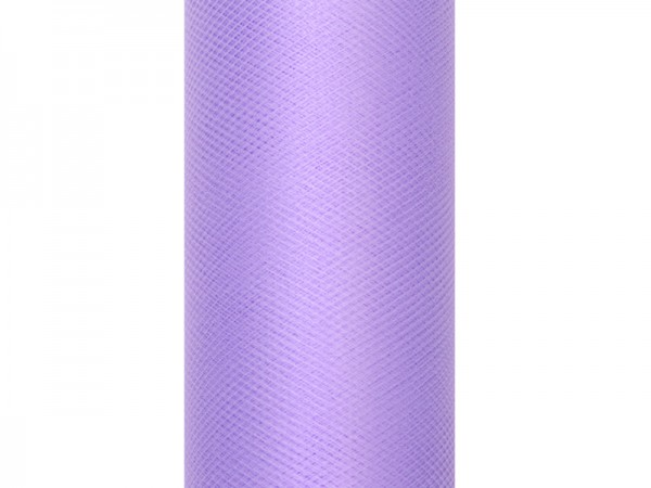 Paris Dekorace Tyl v roli, fialový, 30cm/9m