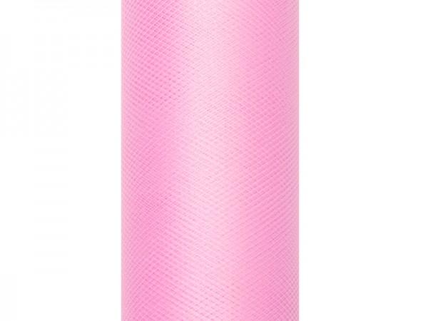Paris Dekorace Tyl v roli, sv.růžový 50cm/9m
