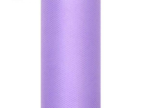 Paris Dekorace Tyl v roli, fialový, 50cm/9m