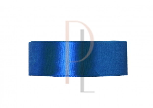 Paris Dekorace Saténová stuha královká modrá, 25mm/25m