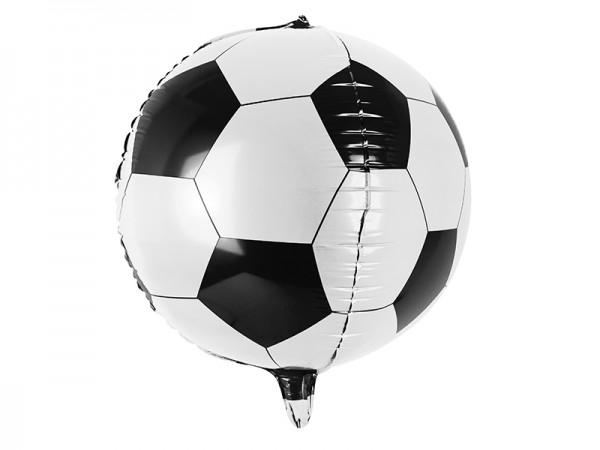Paris Dekorace Foliový balónek fotbalový míč, 40 cm