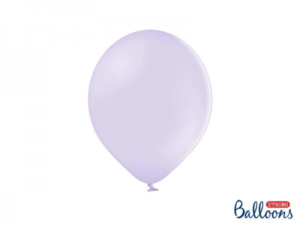 Paris Dekorace Balónky lila, 27 cm