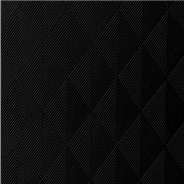 Paris Dekorace Ubrousek CRYSTAL černý, 40 ks