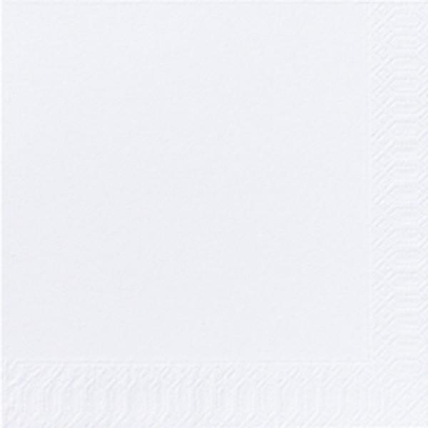 Paris Dekorace UBROUSEK 2vrs.,33cm, bílý, 125 ks