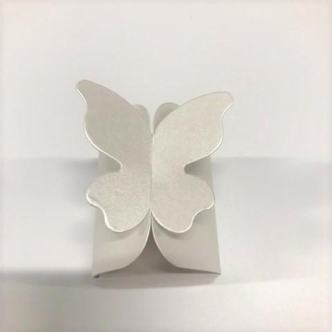 Paris Dekorace Malá krabička s motýlem