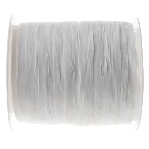 Paris Dekorace Stuha Raffia bílá, 5 mm x 25 m