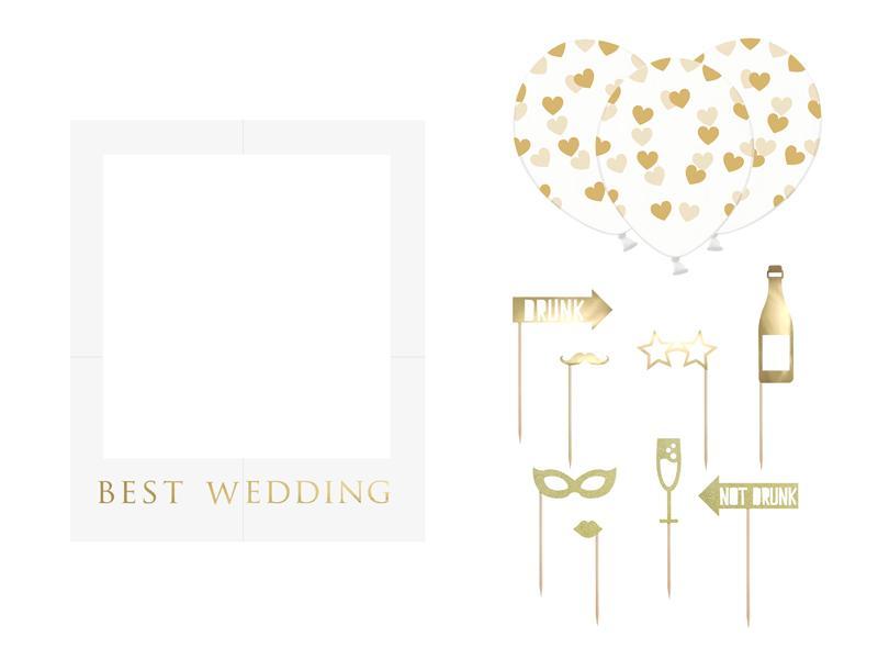 Paris Dekorace Foto rámeček - Best Wedding