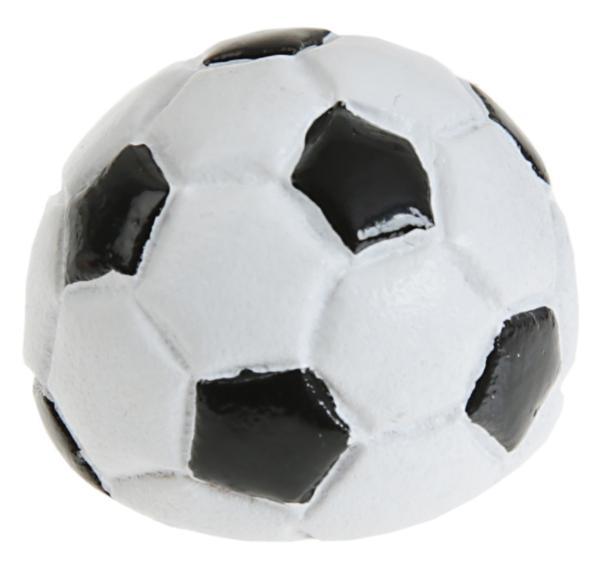 Paris Dekorace Malé fotbalové balónky, 6 ks