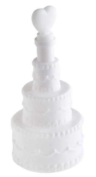 Paris Dekorace Svatební bublifuk - dort