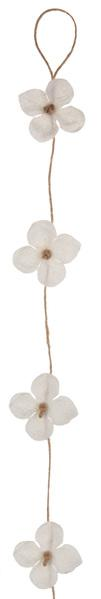 Paris Dekorace Girlanda - Orchideje