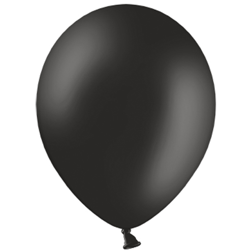 Paris Dekorace Balónky  Black