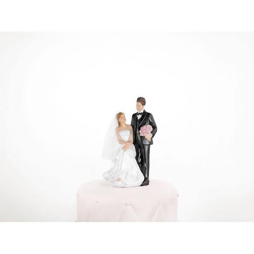 Paris Dekorace Figurka novomanžele pohoda