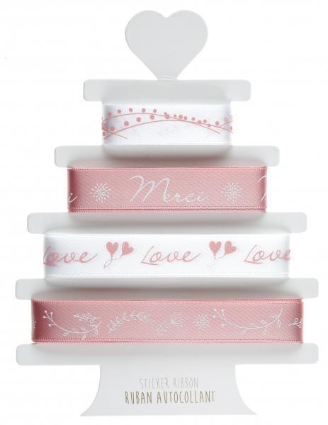 """Paris Dekorace Lepící stuhy """"Love"""""""