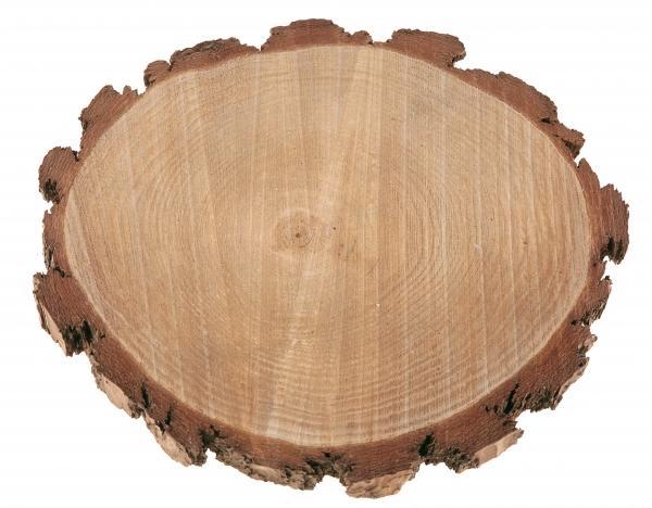 Paris Dekorace Dřevěné kolečko, 22 x 24,5 cm